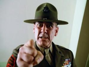 Gunnery seargent hartmann