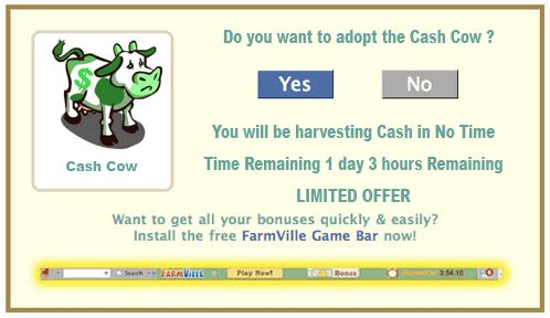 Farmville Cash Cow