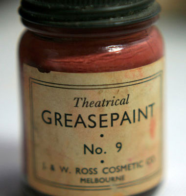 Theatrical Greasepaint