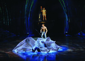 Amaluna Girl Boy Net