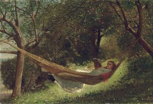 800px-Winslow_Homer_-_Girl_in_the_Hammock