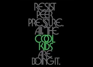 resist-peer-pressure