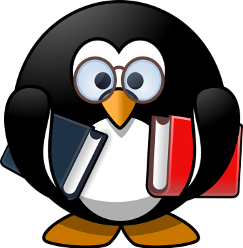 Penguin-Bookworm