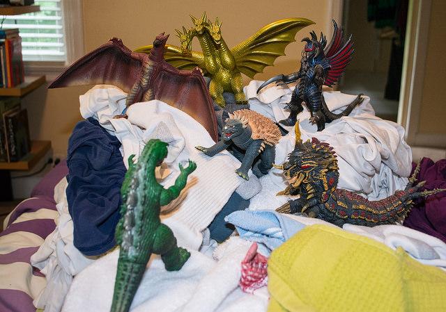 godzilla-laundry-mountain